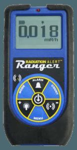 Ranger Radiation Survey Meter