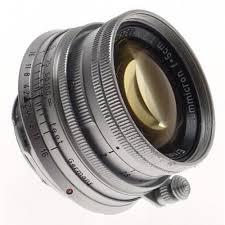 Thorium Camera Lens