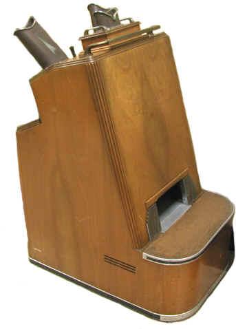 Shoe Fitting Fluorscope