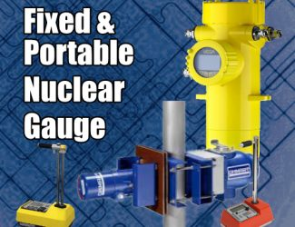 Fixed & Portable Nuclear Gauge